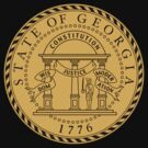 Georgia State Seal by GreatSeal