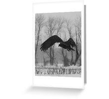 Winter Scavenger Greeting Card