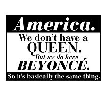 Queen Bey by diannamv4