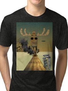 Gorillaz 16-2000 Tribute Tri-blend T-Shirt