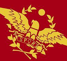 Rome SPQR by Haydehnt