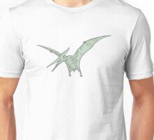 pterodactyl green  Unisex T-Shirt