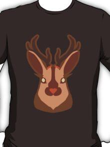 Minimal Jackalope T-Shirt