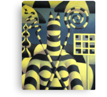 Genetic Queen  Canvas Print