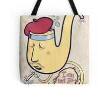 Not ze Pipe Tote Bag