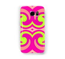 Psychedelic Swirl Samsung Galaxy Case/Skin