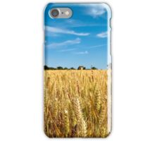 Summer Day in England iPhone Case/Skin