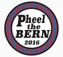 Pheel the Bern 2016 Baby Tee
