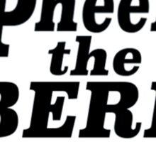 Pheel the Bern 2016 Sticker