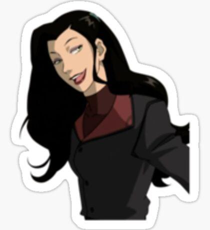 Asami Sticker