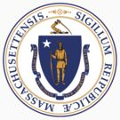 Massachusetts State Seal by GreatSeal