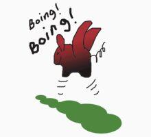 boing boing! by Spenser Davies