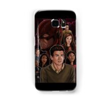 CW Flash Samsung Galaxy Case/Skin