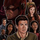 CW Flash by Patrick Scullin