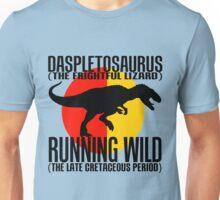 Daspletosaurus Unisex T-Shirt