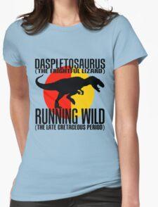 Daspletosaurus Womens Fitted T-Shirt