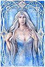 Lady Winter by jankolas