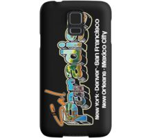 Postcard from On The Road! Samsung Galaxy Case/Skin