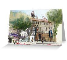 Aix-en-Provence, France Greeting Card