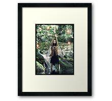 The Elven Warrior Framed Print