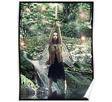 The Elven Warrior Poster