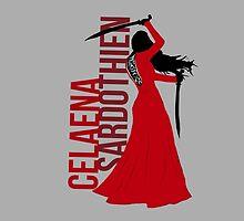 Celaena Sardothien - The King's Champion by CuteCrazies