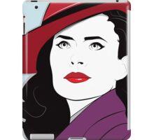 Carter Nagel iPad Case/Skin