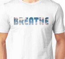 Breath Meditation, Zen & Relaxation Unisex T-Shirt