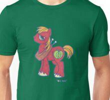 Notecard Ponies #4: Big Mac Unisex T-Shirt