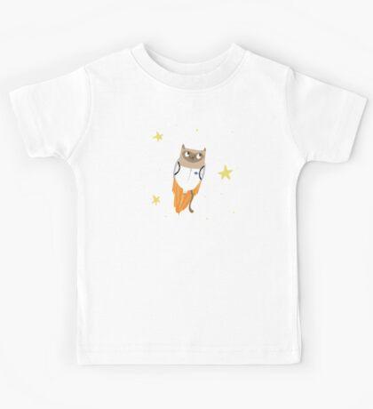 Space Kitty - #5 Kids Tee