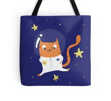 Space Kitty - #4 Tote Bag