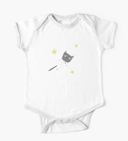 Space Kitty - #2 One Piece - Short Sleeve