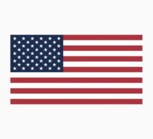American Flag by vintage-shirts