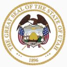 Utah State Seal by GreatSeal
