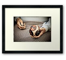 OnePhotoPerDay Series: 188 by L. Framed Print
