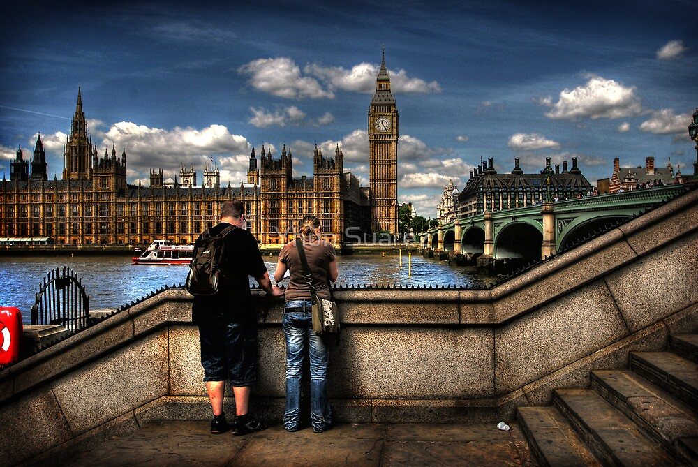 Now Where Is That Bloody Big Ben? by Yhun Suarez