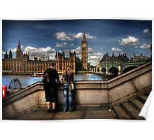 Now Where Is That Bloody Big Ben? Poster