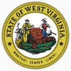 West Virginia State Seal by GreatSeal