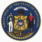 Wisconsin State Seal by GreatSeal