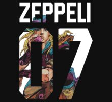 Gyro Zeppeli 07 by Dandyguy