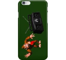 Donkey Kong Country - Rockin' Out iPhone Case/Skin