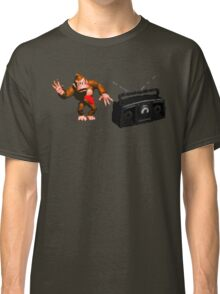 Donkey Kong Country - Rockin' Out Classic T-Shirt