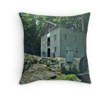 Beck's Mill Throw Pillow