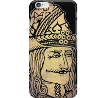 Vlad The Impaler (Dracula) iPhone Case/Skin