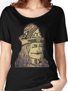 Vlad The Impaler (Dracula) Women's Relaxed Fit T-Shirt