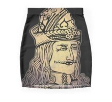 Vlad The Impaler (Dracula) Mini Skirt