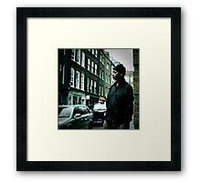 Soho,London Framed Print
