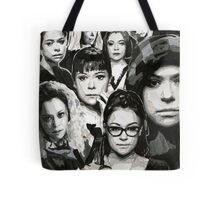 Clone Club Tote Bag