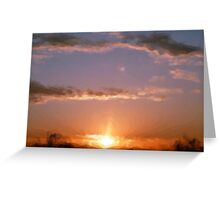 god giftS Greeting Card