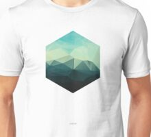 Where the Ocean Meets the Sky Unisex T-Shirt